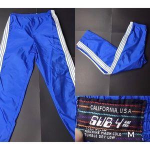 California USA Sub 4 Mens Windbreaker Pants